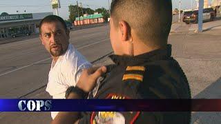 Faster Than You, Officer Daniel Segura, COPS TV SHOW
