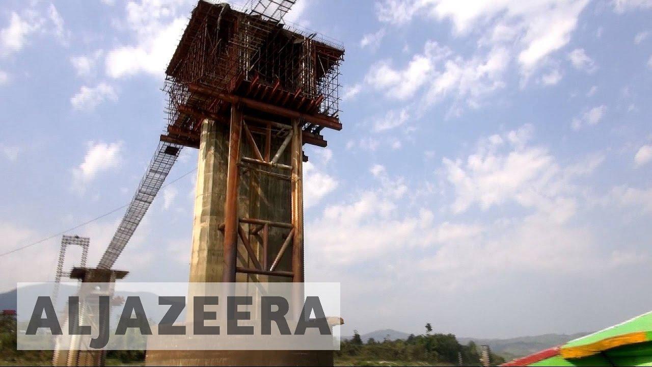 Myanmar dam project raises environmental concerns