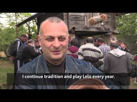 Bashing And Biting To Victory: Georgia's Annual Game Of Lelo