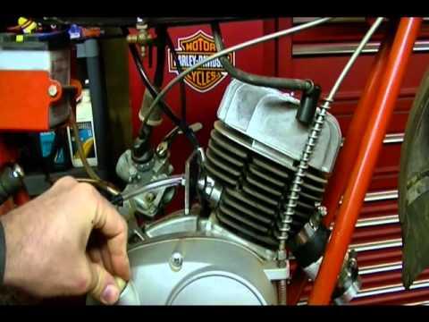 Motorcycle Repair: 2 Stroke Leak Down Test using Motion Pro Tester and  Hodaka Engine