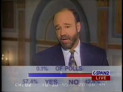 1995 Quebec Referendum Complete CBC Coverage
