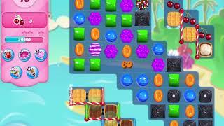 Candy Crush Saga Level 3896 NO BOOSTERS