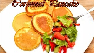 How to Make Cornmeal Pancakes | Cornmeal Pancakes