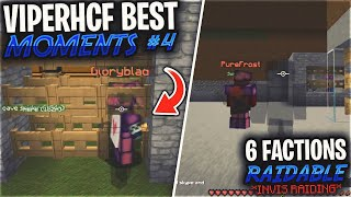 MAKING 6 FACTIONS RAIDABLE ON SOTW (REAL INVIS RAIDING) - ViperHCF Best Moments #4
