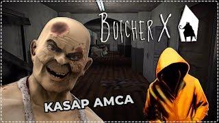 KASAP AMCA İŞ BAŞINDA!   Butcher X (Mobil Korku Oyunu)