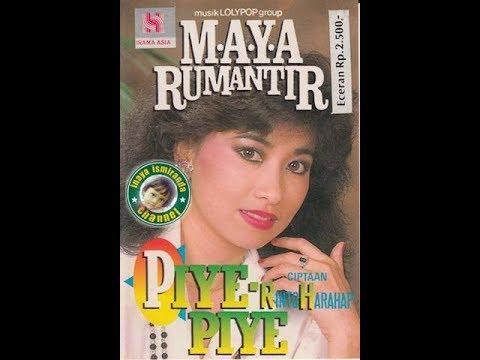 Maya Rumantir  ~ mungkin kau sengaja