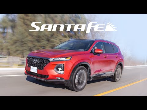 2019 Hyundai Santa Fe Review - Better Than a Honda or Toyota?