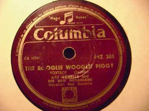 The booglie wooglie piggy - Nat Gonella and his new Georgians