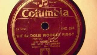 The booglie wooglie piggy - Nat Gonella and his new Georgians