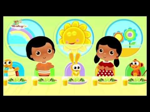 What A Beautiful Day (comida) (español) (babytv)