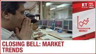 Closing Bell: Sensex ends 432 pts higher; Nifty settles Nov F&O series at 12,987 (26th Nov)