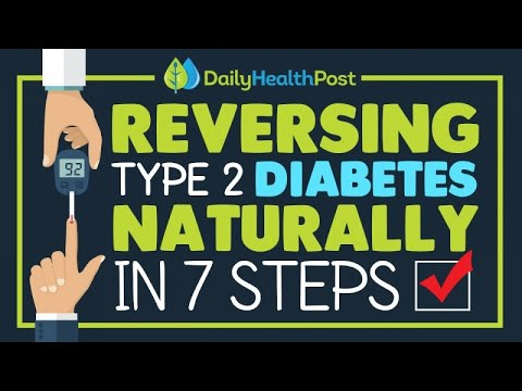 Reversing Diabetes - How To Reverse Type 2 Diabetes