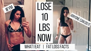 How To Lose Weight | Lose 10 Pounds | My DIET For Weight Loss