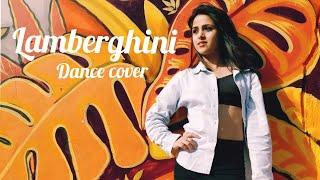 Lamberghini Dance cover| Latest Punjabi song| Akshita Tiwari Choreography| Bollywood Dance video