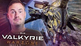 SWEATY SPACESHIPS | EVE: Valkyrie - Warzone
