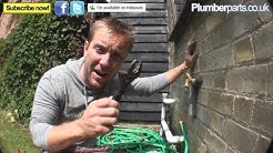 HOW TO CHANGE A FAULTY OUTSIDE TAP - Plumbing Tips