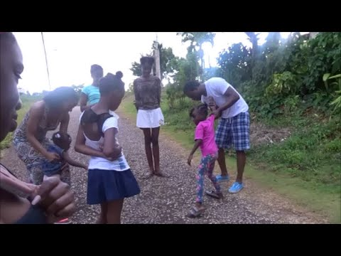 JAMAICA VLOG #2: TODDLERS JUMPED MY BRO | MEET GOSSIP GIRLS