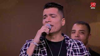 """حسن شاكوش يغني لأول مرة مهرجان """"بنت الجيران"""" لايف"""