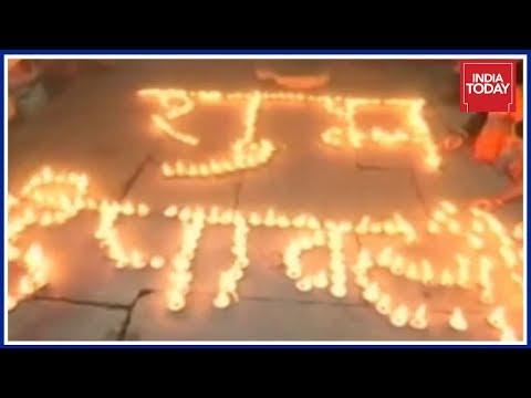 India Celebrates Diwali, Festival Of Lights | Visuals From Amritsar, Delhi, Mumbai