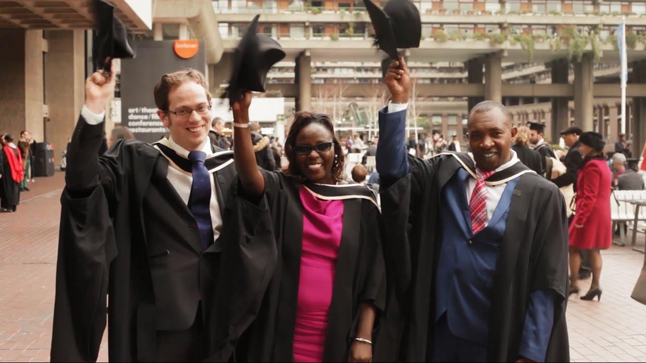 University of London Graduation Ceremony 2016 - YouTube