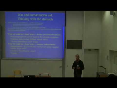 Global Response 2010 Prof Peter Aaby Part 4