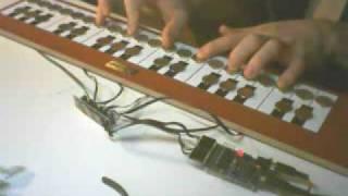 piano PIC16F88