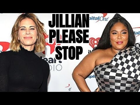 Jillian Micheals Please Stop Helping | Lizzo | Jameela Jamil