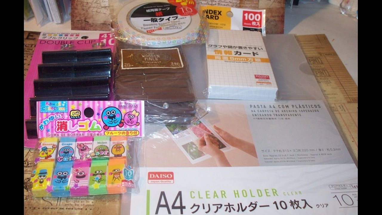 Daiso Haul from the biggest Daiso in WA state (Ravenna in NE ...