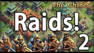 DomiNations (도미네이션즈) - Raids #2! (Gunpowder Age)