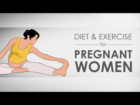 Diet & Exercise For Pregnant Women I 3