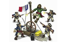 Assassins Creed Mega Bloks French Revolution set