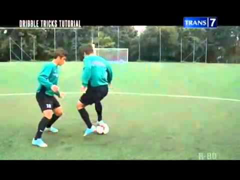 Trick freestyle football si kembar 2