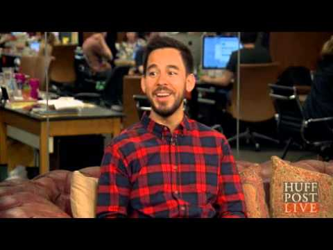 Linkin Park's Mike Shinoda & Wife Anna - HuffPost Live [LPCoalition]