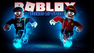 ROBLOX - ROPO & JACK, LEGENDS OF SPEED!!!