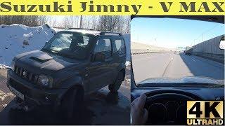 Suzuki Jimny -  безумно топим, но зачем?