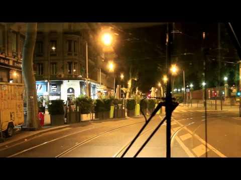 """Ligne De Tramway T1 (Lyon) """"Timelapse"""""""