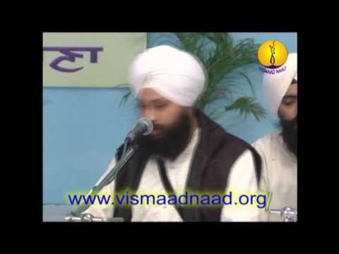 Raag Todi : Dr  Gurinder Singh Batala  - Adutti Gurmat Sangeet Samellan 2011