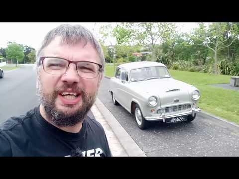 Real (NZ) Road Test: 1956 Austin Cambridge A50 (New Zealand-assembled)