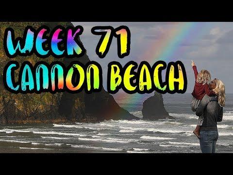 Garrett Had a Job Interview?! Family Workout, and Crabbing!! /// WEEK 71 : Cannon Beach