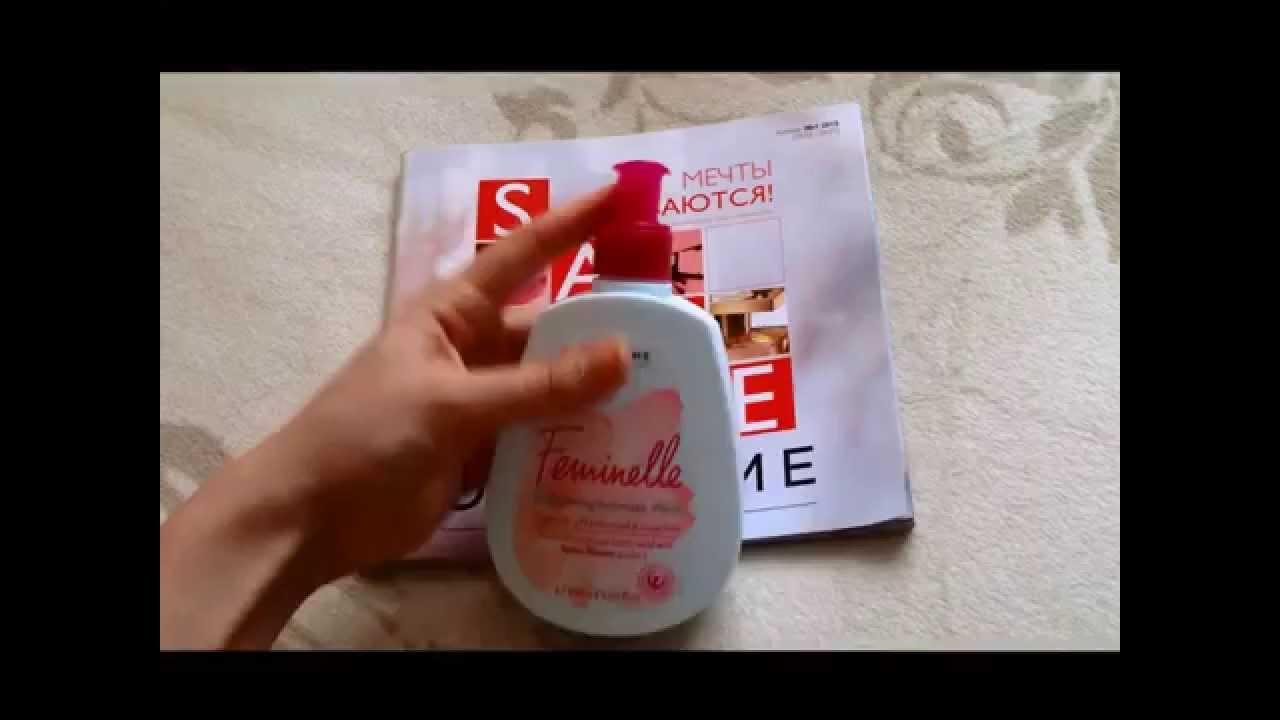 Мой первый заказ Орифлейм (каталог 01/2015) - YouTube