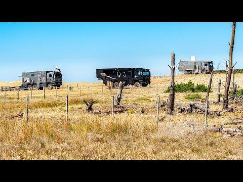 Der Osten von Uruguay • Expeditionsmobil • Weltreise