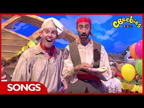 CBeebies | Swashbuckle | Pirate Happy Birthday Song