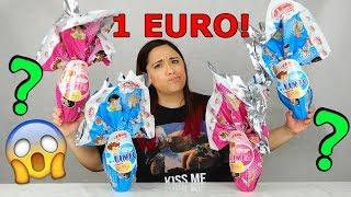 APRO UOVA DI PASQUA DA 1 EURO del DISCOUNT! COSA TROVERO'? Iolanda Sweets