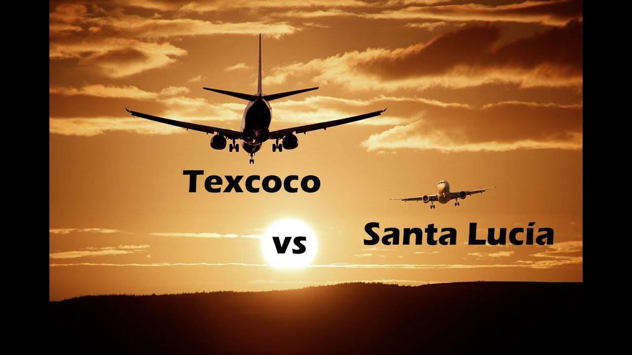 Información sobre la Consulta Popular: NAIM - Texcoco vs Santa Lucía
