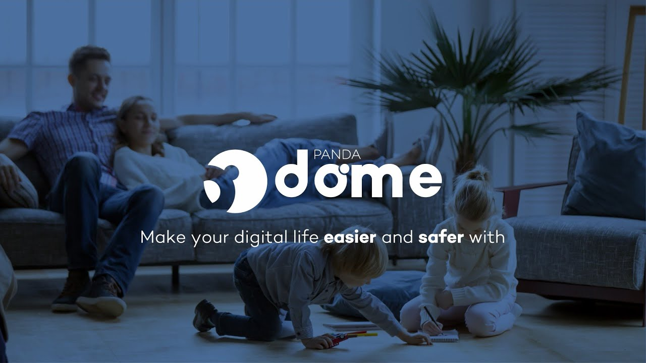 Panda Dome: Next-gen antivirus - Panda Security
