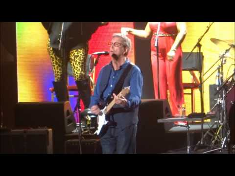 Eric Clapton - Badge - Madison Square Garden - New York, NY - March 19,2017
