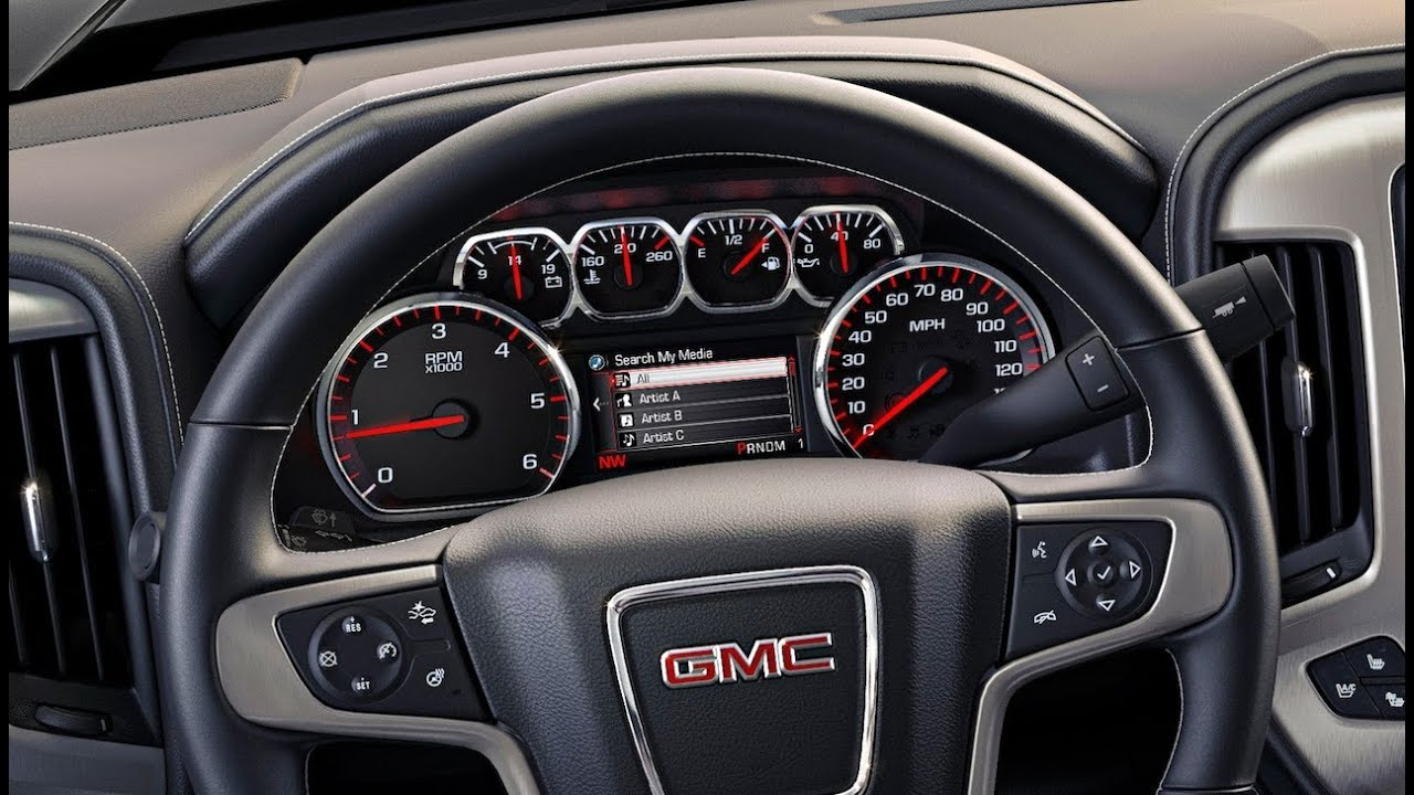 Charming 2014 GMC Sierra: Everything Youu0027d Ever Want To Know About The New Trucks  Interior Design   YouTube Awesome Design