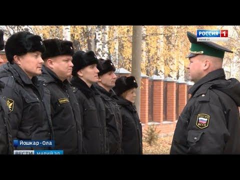 День судебного пристава - более 10 лет в отделении Йошкар-Олы служит Эдуард Тамаев