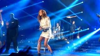 Céline Dion River Deep Mountain High PARIS BERCY 26 NOVEMBRE 2013
