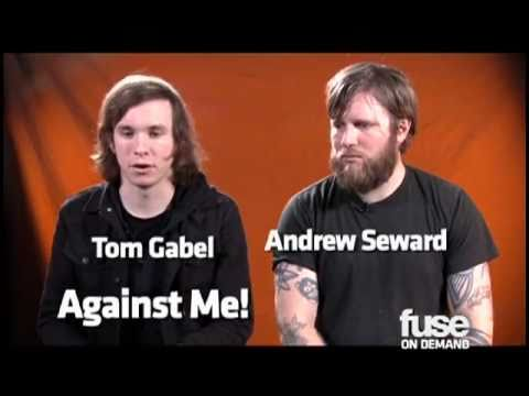 Against Me! Interview (June 2011)